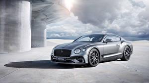 Фотография Bentley Серебряный Металлик Continental GTC Startech автомобиль