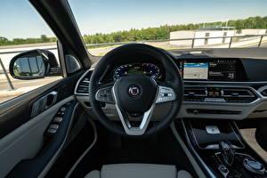 Фото BMW Салоны Рулевое колесо Alpina XB7 Worldwide, G07, 2020 Автомобили