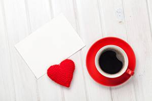 Картинка Кофе День всех влюблённых Сердце Чашка Шаблон поздравительной открытки