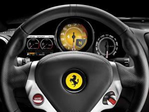 Фотографии Ferrari Автомобильный руль California Worldwide, 2008–12