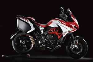 Картинка Стайлинг Сбоку 2017-20 MV Agusta Turismo Veloce RC мотоцикл