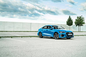 Фотографии Audi A3 Sedan 35 TDI S line Worldwide, 2020 машина