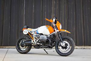 Фотографии БМВ Сбоку 2016 Concept Lac Rose мотоцикл