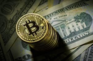 Картинка Bitcoin Монеты