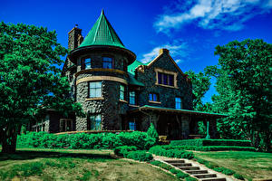 Картинка Штаты Здания Особняк Дизайна Henry H Meyers House, Duluth, Minnesota город