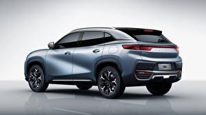 Фото Chery Кроссовер Серая Металлик Китайский eQ5 S61, 2020 автомобиль
