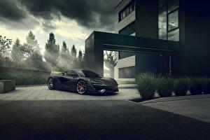 Картинка McLaren Серые 2020 Pogea Racing 666s
