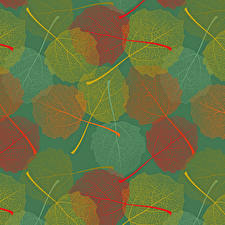 Картинка Текстура Осень Листья