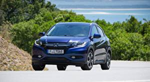 Фото Honda Спереди CUV Металлик HR-V, 2015