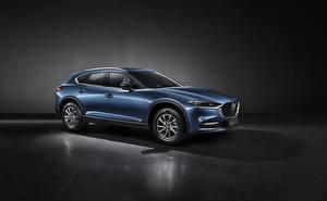 Картинка Mazda Кроссовер Металлик CX-4, 2019