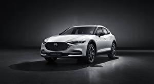 Фотографии Mazda CUV Белый Металлик CX-4, 2019