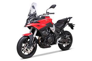 Обои Сбоку Белый фон Voge 500 DS, 2020 Мотоциклы