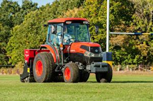 Фотографии Сельскохозяйственная техника Трактор 2018-20 Kubota L2501