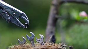 Фото Оригинальные Инструменты Гнездо Боке wrenches, iron nut