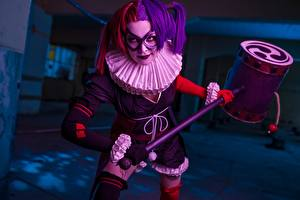 Фото Харли Квинн герой Косплей Batman Ninja, Mikhail Davydov Девушки