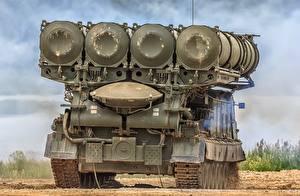 Картинки Ракетные установки Русские S-300W SA-12 Gladiator/Giant 9А83