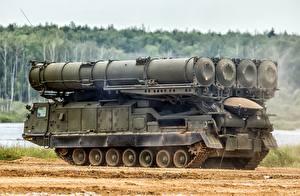 Картинка Ракетные установки Русские S-300W SA-12 Gladiator/Giant 9А83 военные