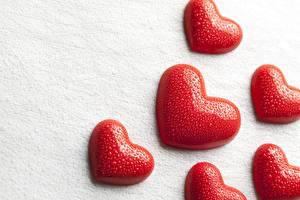 Картинки День святого Валентина Сердце Капли Шаблон поздравительной открытки