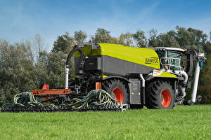 Картинка Сельскохозяйственная техника 2014-20 Claas Xerion 4000 Saddle Trac Worldwide