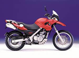 Обои BMW - Мотоциклы Красных Сбоку F 650 GS (R13), 1999–2003