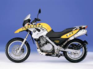 Картинка BMW - Мотоциклы Сбоку F 650 GS (R13), 1999–2003 мотоцикл
