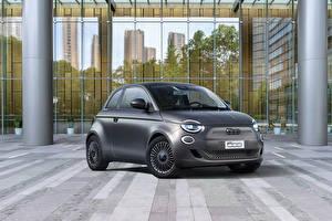 Фотографии Fiat Серые 500 (332), 2020 авто