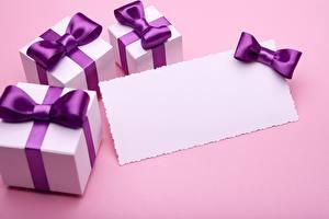 Картинка Подарки Шаблон поздравительной открытки Коробки