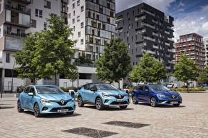 Фото Renault Трое 3 Clio, Captur, Mégane Estate авто