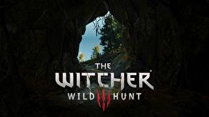 Фото The Witcher 3: Wild Hunt Логотип эмблема Пещеры