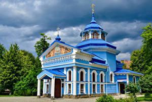 Фотография Украина Храмы Церковь Mukachevo Города