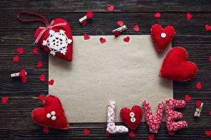 Картинка День святого Валентина Серце Шаблон поздравительной открытки