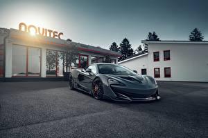 Обои McLaren Novitec 600LT Автомобили