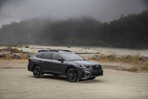 Фотография Subaru Серый CUV 2020 Outback Onyx Edition XT