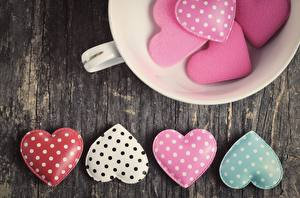 Фотографии День всех влюблённых Серце Чашке