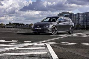 Фотография Фольксваген Серый Металлик 2020 Golf GTD Worldwide авто