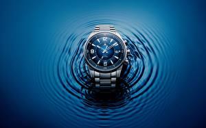 Фотографии Наручные часы Циферблат Вблизи Jaeger-LeCoultre Polaris Mariner