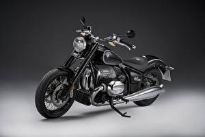 Обои для рабочего стола BMW - Мотоциклы Черные 2020 R18 First Edition Мотоциклы