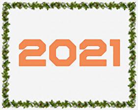Обои Рождество 2021 Ветка