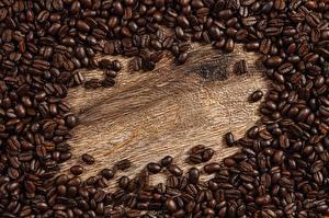 Обои Кофе Много Зерна Шаблон поздравительной открытки