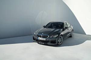 Фотографии BMW Серый 2020 Alpina D3S Worldwide Автомобили