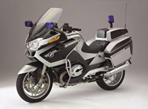 Обои для рабочего стола BMW - Мотоциклы 2003-09 R 1200 RT Police Worldwide Мотоциклы