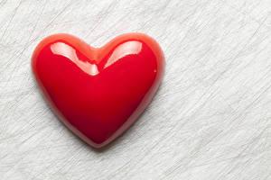 Картинка День всех влюблённых Сердце Красная