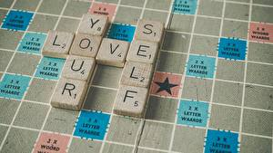 Картинки Слово - Надпись Английская Crossword Puzzle