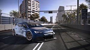Фото Cupra Стайлинг 2020-21 Leon e-Racer Автомобили