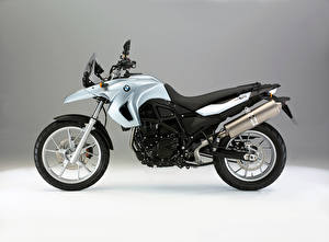 Обои БМВ Сбоку F 650 GS (K72), 2006-12 мотоцикл