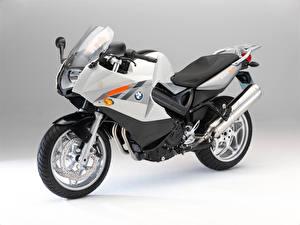 Фото BMW - Мотоциклы Серебряный F 800 ST (K71), 2004–12