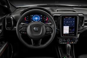 Фотографии Fiat Салоны Рулевое колесо Toro Ultra (226), 2021 авто