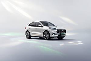 Фото Ford Белых Металлик Escape PHEV, (China), 2021 авто