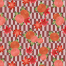 Картинки Текстура Листва japanese style цветок