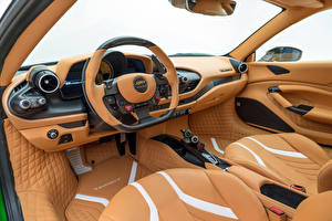 Фото Стайлинг Салоны Автомобильный руль Mansory F8XX, 2021 машины